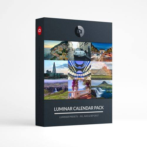 Luminar Presets for Jul Aug Sept 2017 Presetpro.com