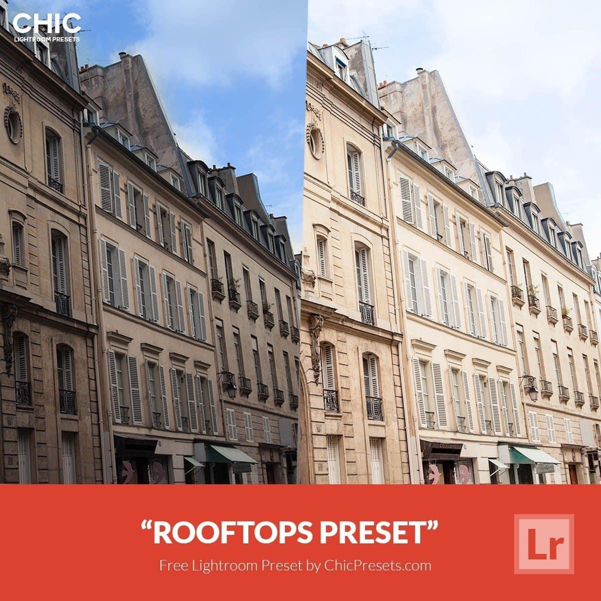 Free-Chic-Lightroom-Preset-Rooftops