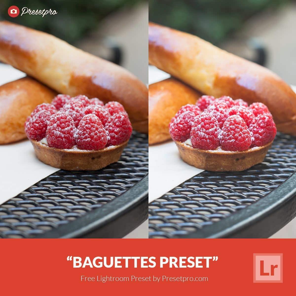 Free-Lightroom-Preset-Baguettes