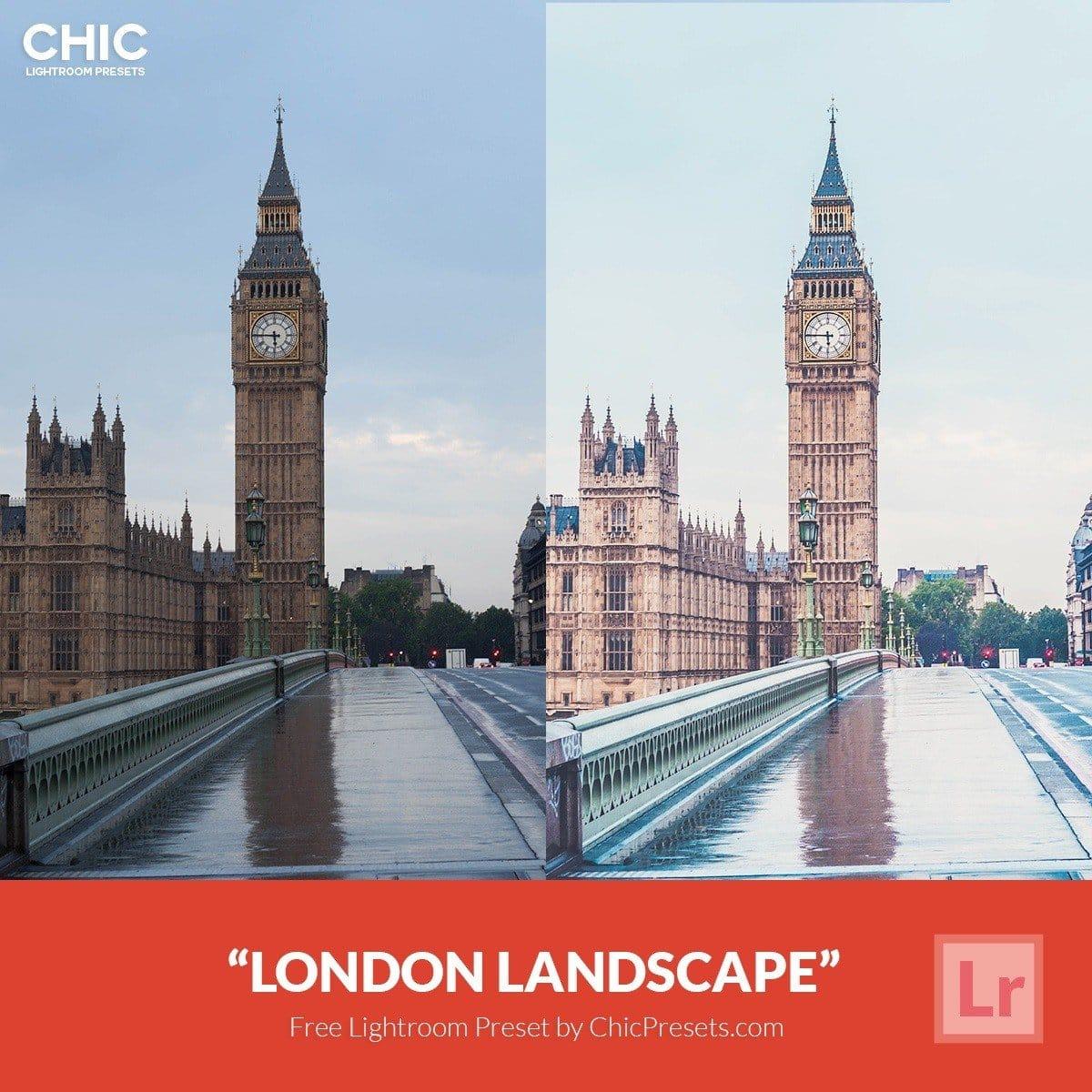 Free-Lightroom-Preset-London-Landscape