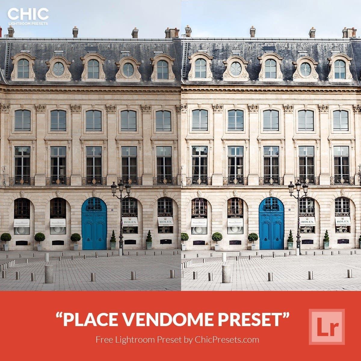 Free-Lightroom-Preset-Place-Vendome