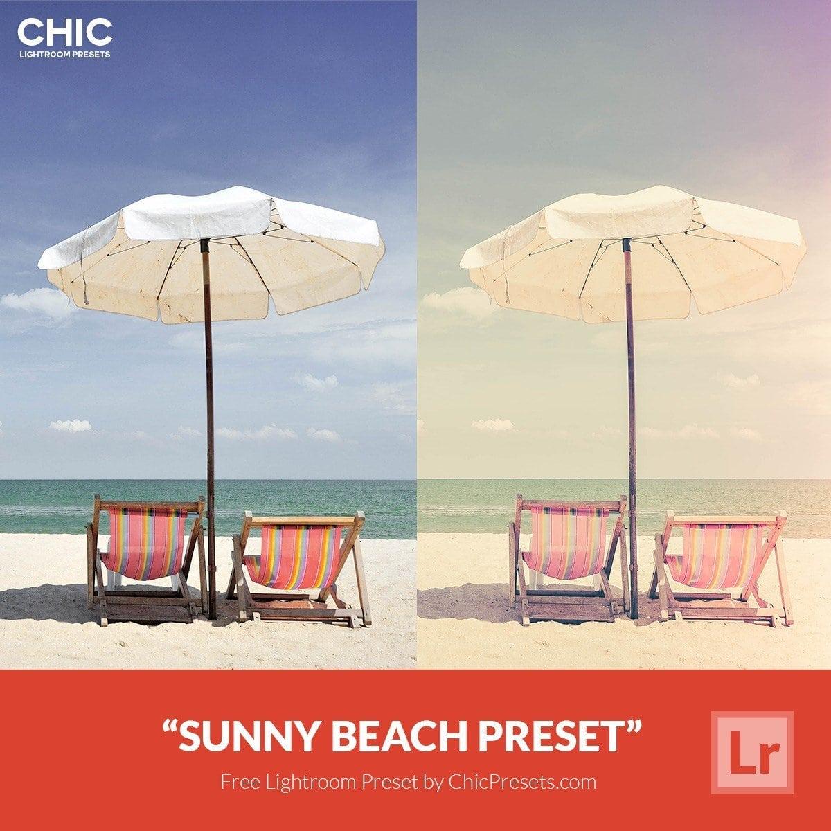 Free-Lightroom-Preset-Sunny-Beach