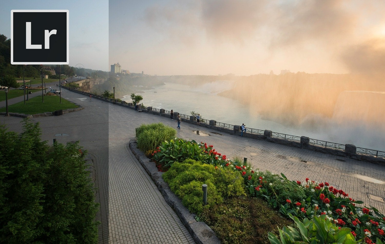 Free-Lightroom-Preset-The-Falls-Before-and-After