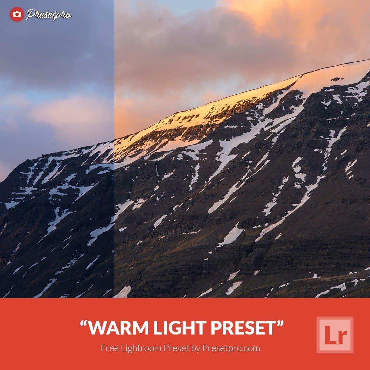 Free-Lightroom-Preset-Warm-Light-Presetpro.com