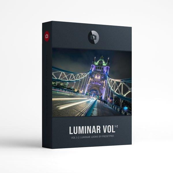 Luminar-Looks-Vol-1-2-Collection-by-Presetpro.com