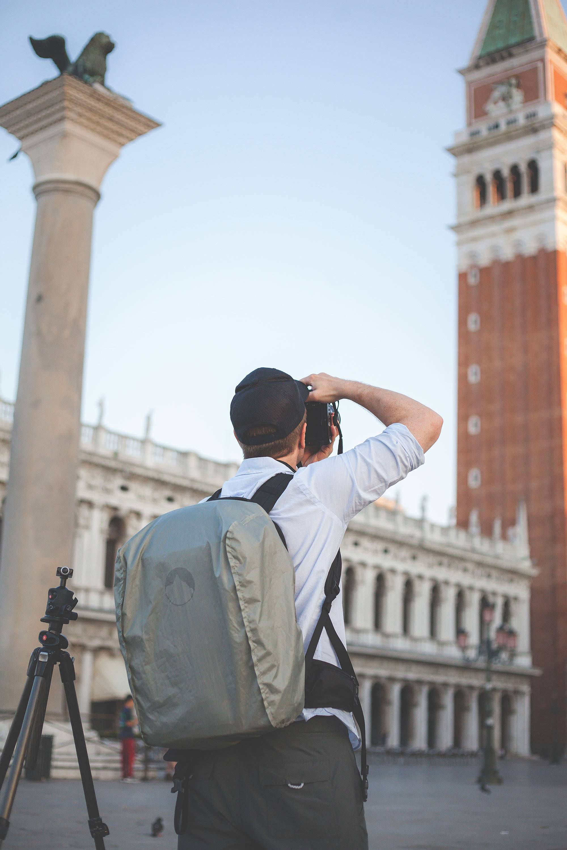 Behind the Scenes Gondolas in Venice