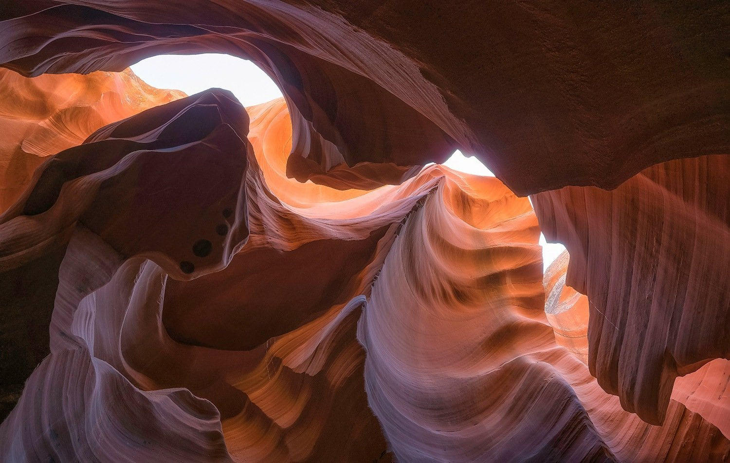 HDR-Photography-Canyon-Light