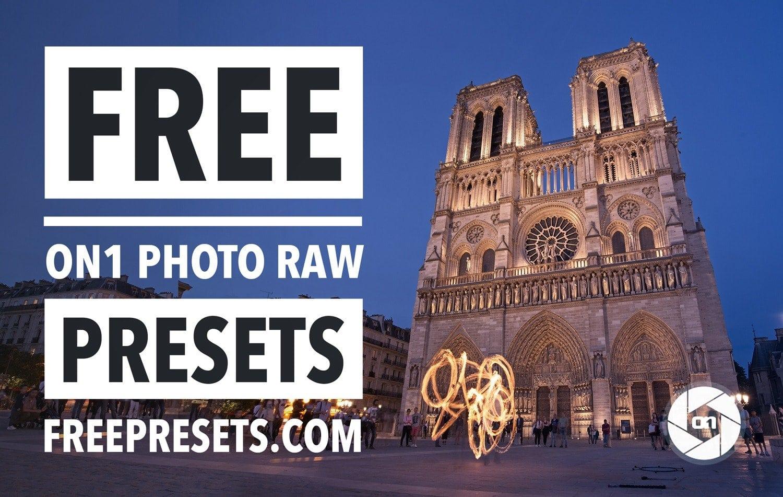 Free-On1-Photo-Raw-Presets-Presetpro.com