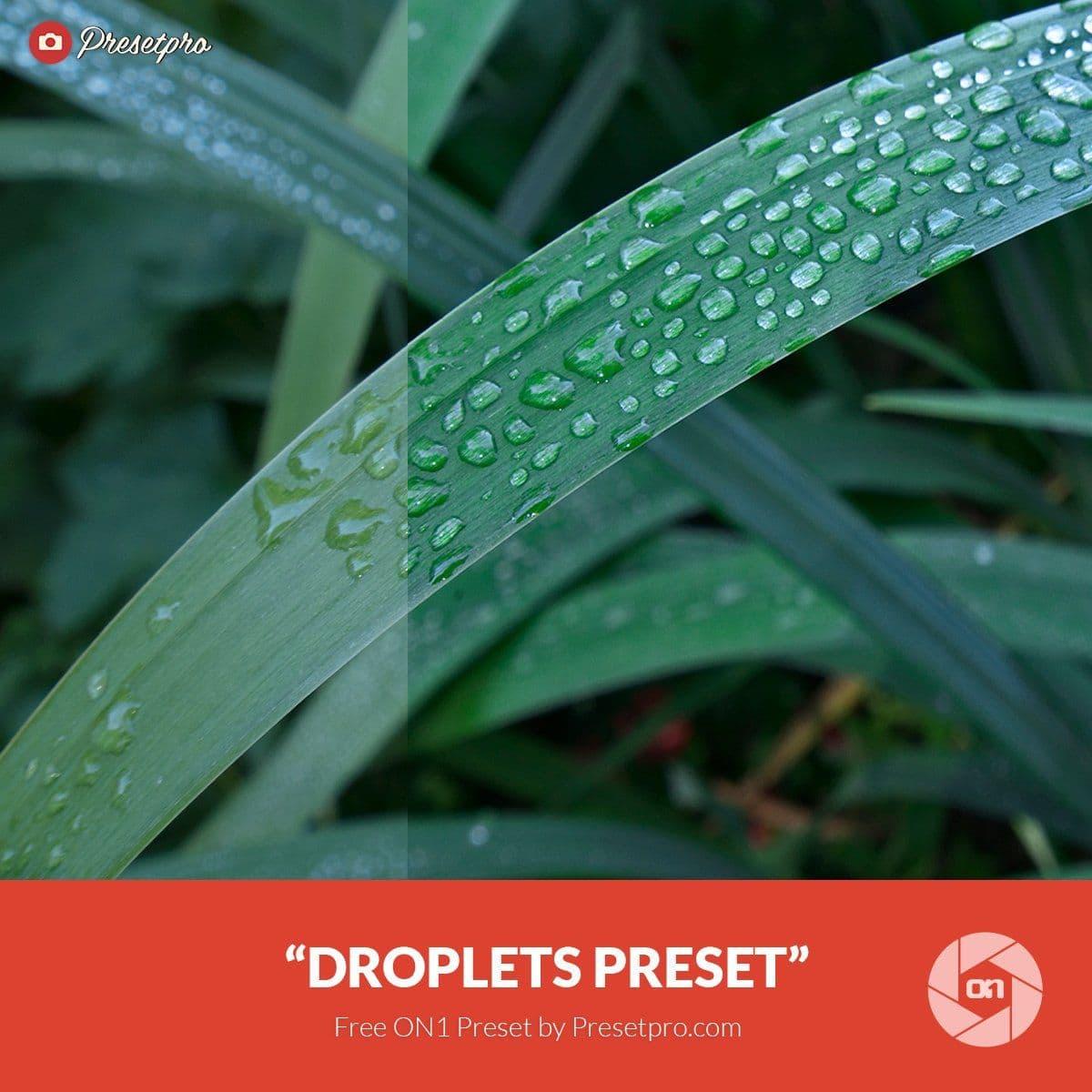 Free-On1-Preset-Droplets-Presetpro.com