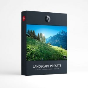 Beautiful Lightroom Presets Landscape Collection Presetpro.com