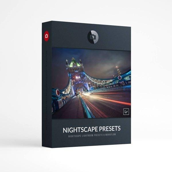 Beautiful Lightroom Presets Nightscape Collection Presetpro.com