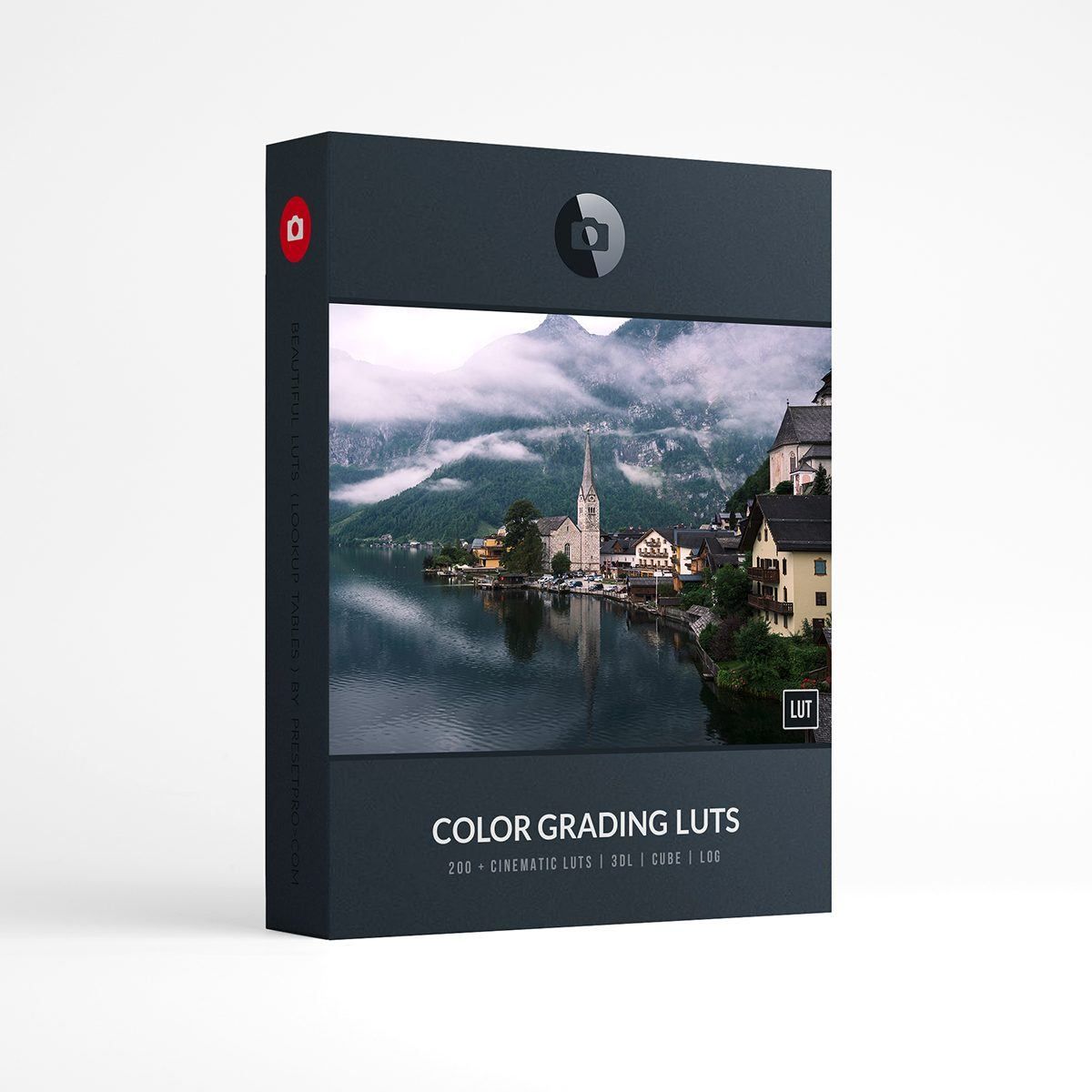 Color Grading LUTs Collection Presetpro.com