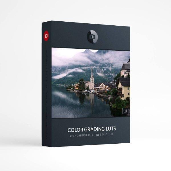 Color Grading LUTs Collection Presetpro.com