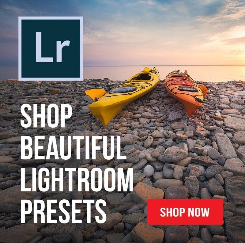 Presetpro Beautiful Lightroom Presets Kayak