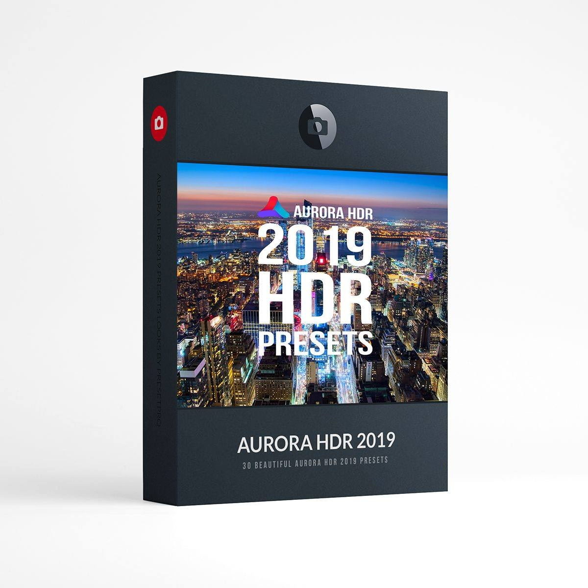 Aurora HDR 2019 Presets Looks by Presetpro.com and Tim Martin