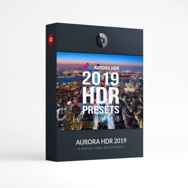 Aurora HDR 2019 Presets Looks by Presetpro.com and Tim Martin