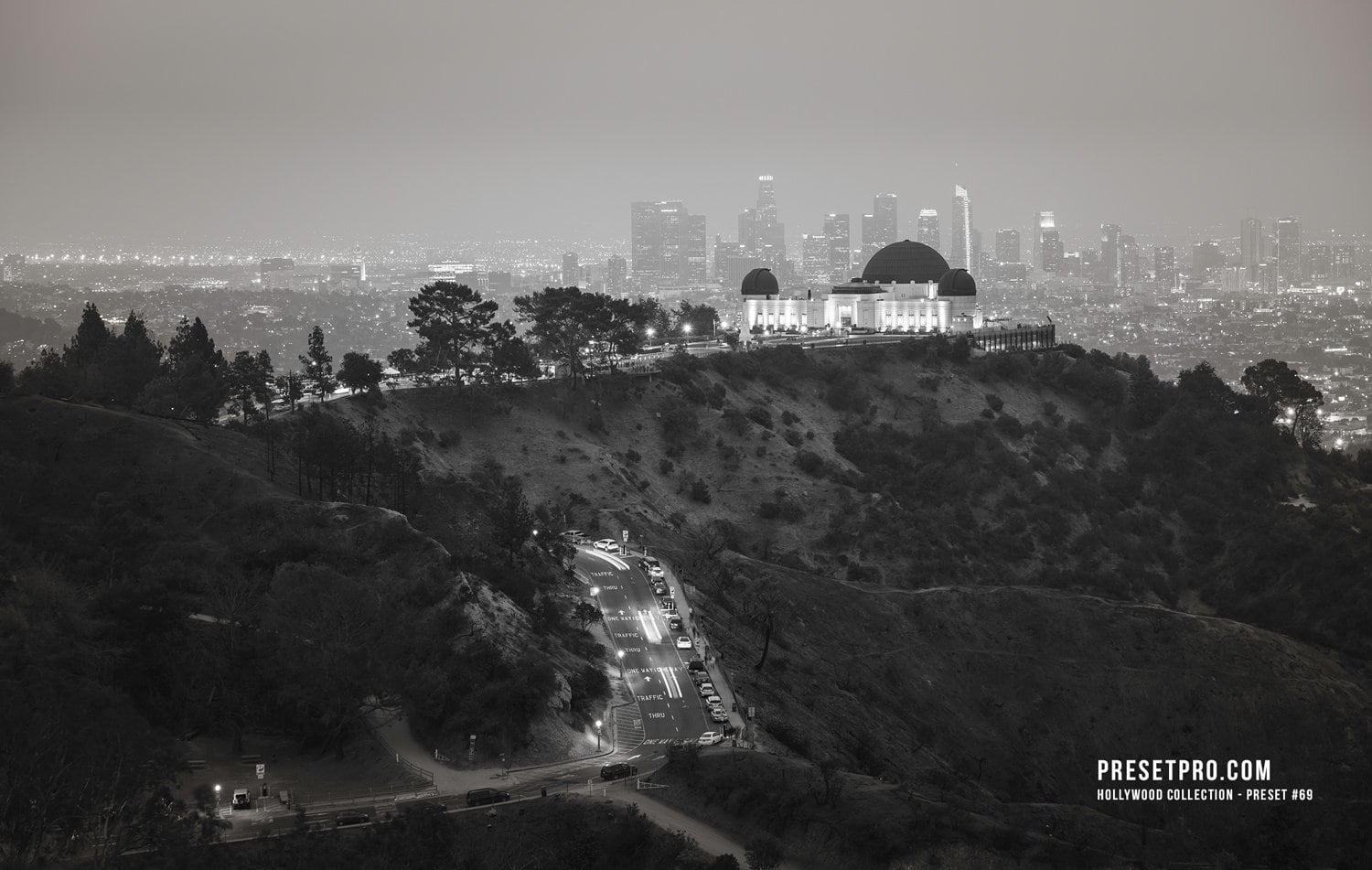Creative Flow Lightroom Presets and Profiles Hollywood Hills C008-P69