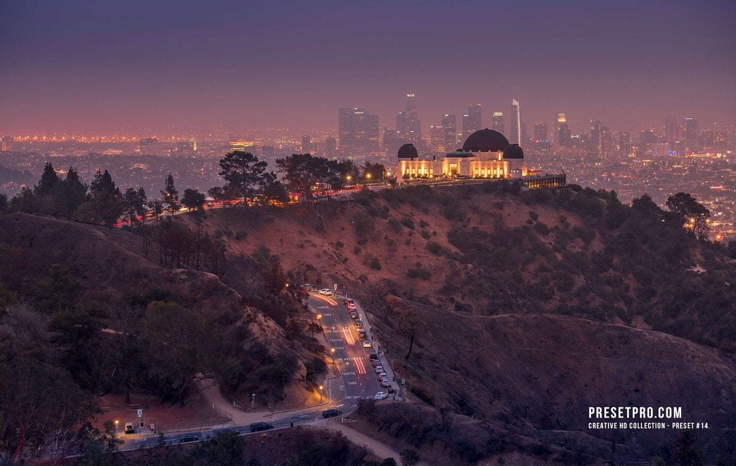 Creative Flow Lightroom Presets and Profiles Hollywood Hills C009-P14
