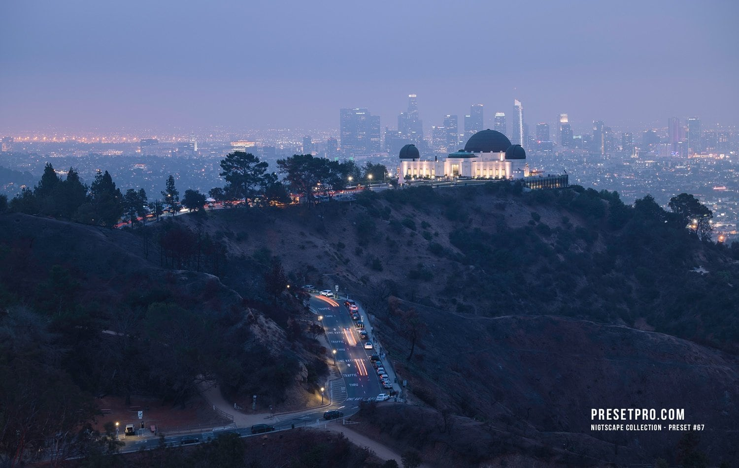 Creative Flow Lightroom Presets and Profiles Hollywood Hills C011-P67