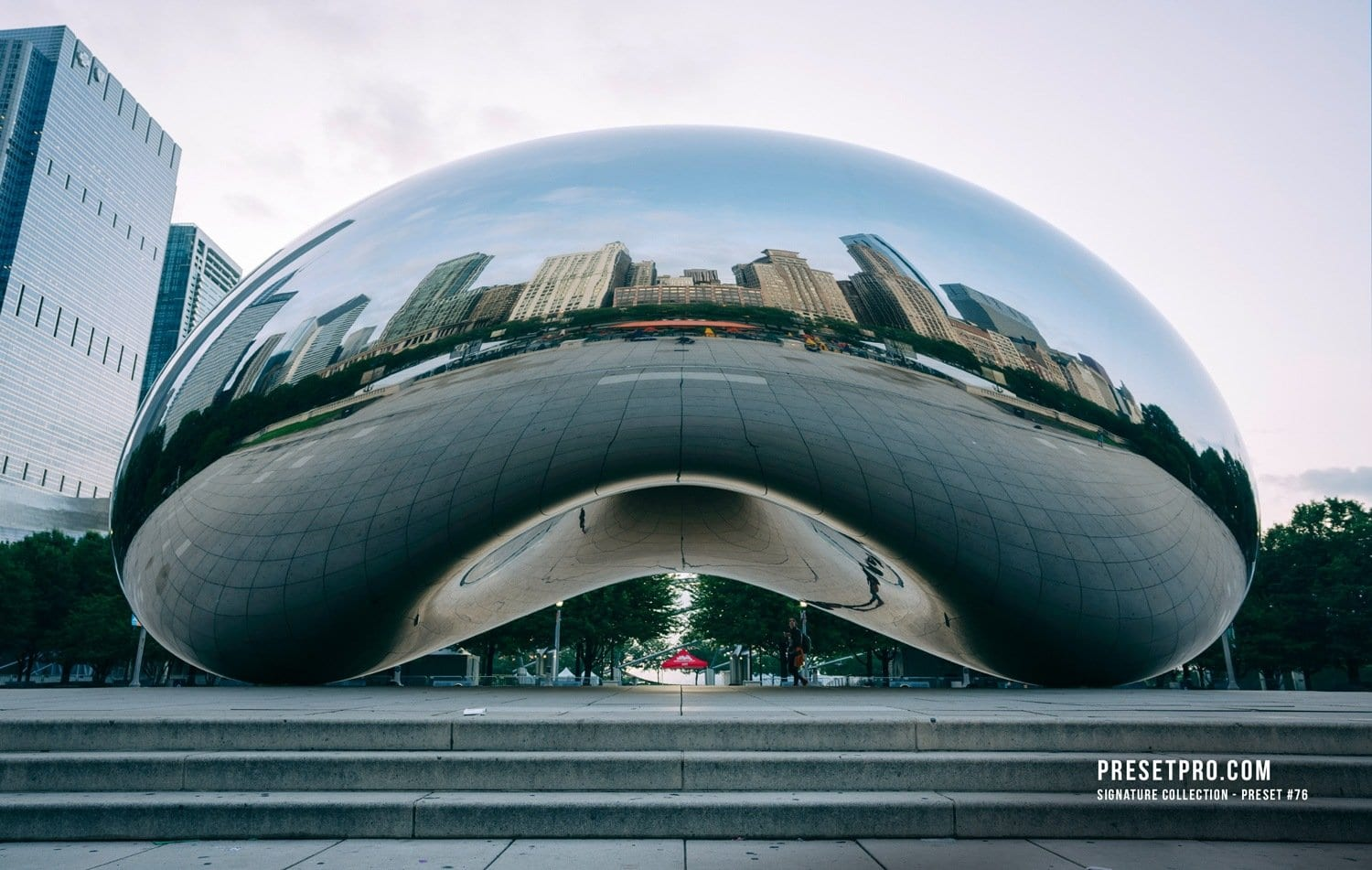 Creative Flow Lightroom Presets and Profiles Moody Chicago