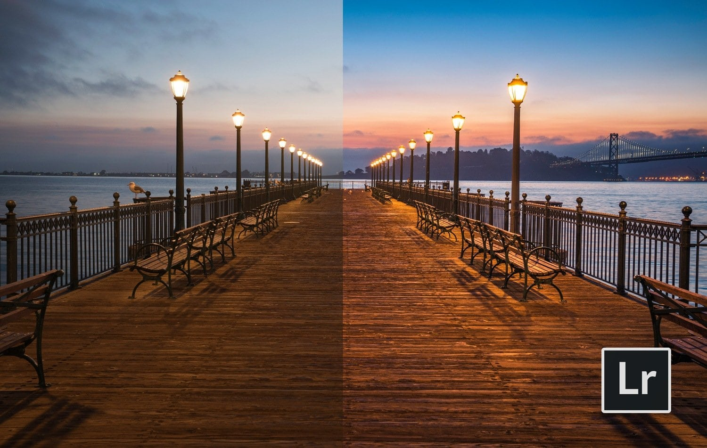 Free-Lightroom-Preset-HDR-Night-Before-and-After-Presetpro.com