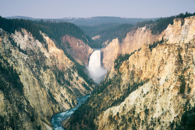 Hdr Photography Artist Point Yellowstone Presetpro Com