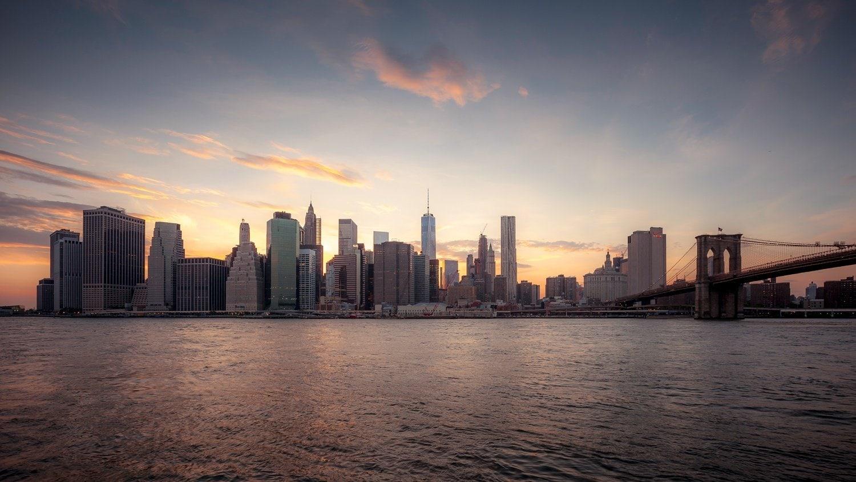 Cityscape Photography New York Glow Presetpro.com