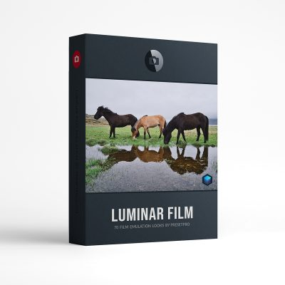 Luminar Film Emulation Looks by Presetpro.com