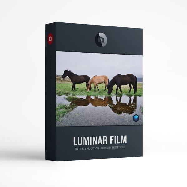 Luminar Film Emulation Looks by Presetpro.com