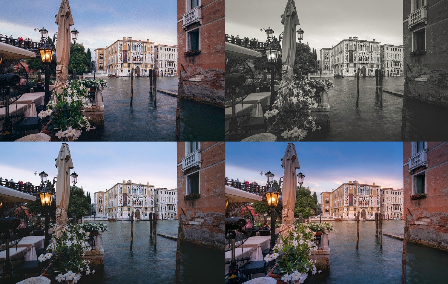 Video Creative Looks in Lightroom Venice Italy Presetpro.com