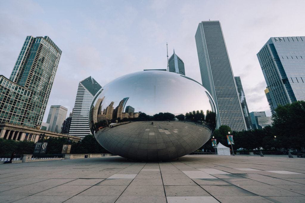 Cityscape-Photography-The-Bean-Chicago-Presetpro.com