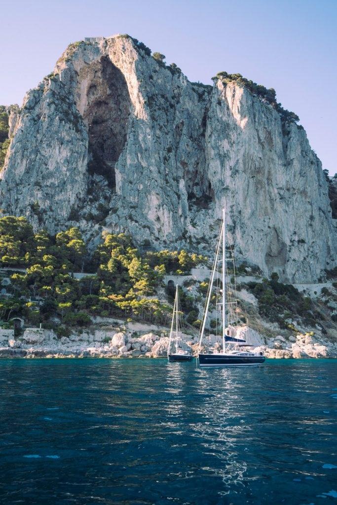 Film Emulation Lightroom Presets - Island of Capri