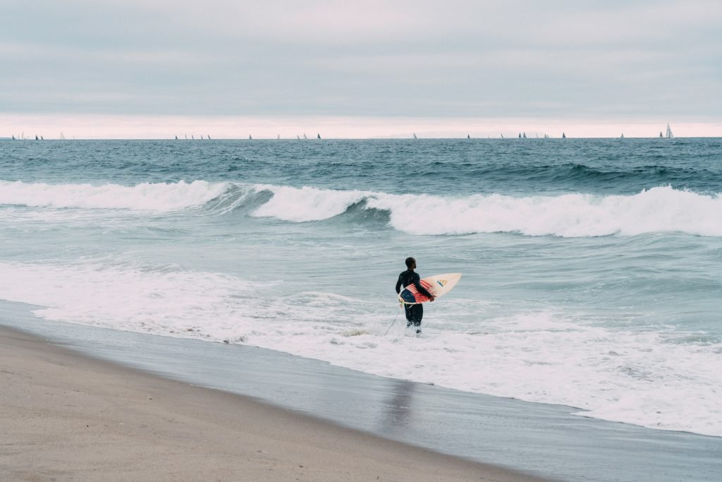 Film Emulation Lightroom Presets - California Surf