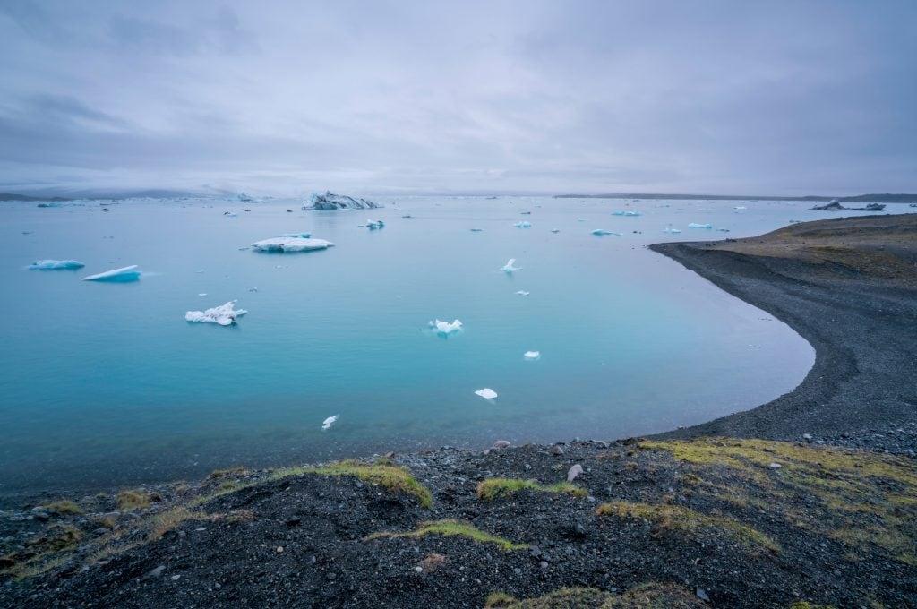 Film Emulation Lightroom Presets Icebergs Iceland Presetpro.com