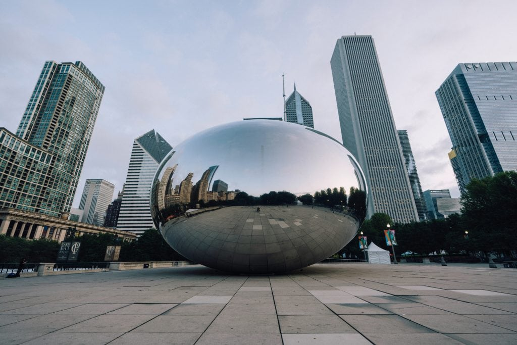 Film Emulation Lightroom Presets - The Bean in Chicago