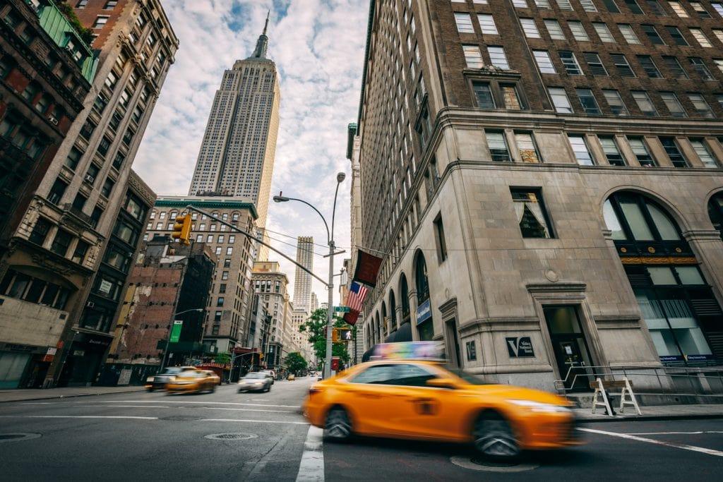 Film Emulation - New York New York