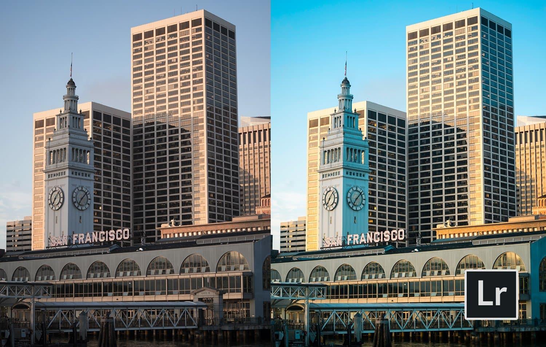 Free-Lightroom-Preset-City-Block-Before-and-After-Presetpro.com
