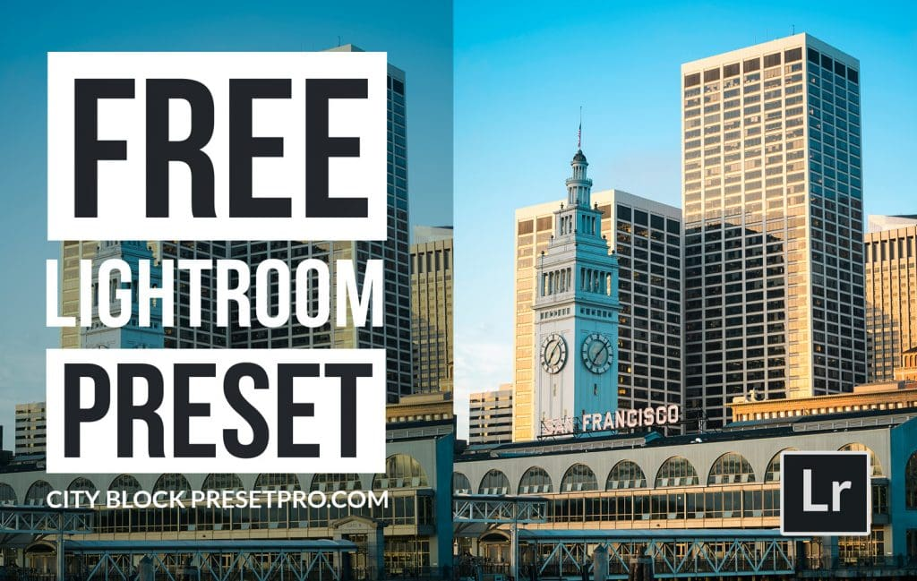 Free-Lightroom-Preset-City-Block-Cover-Presetpro.com