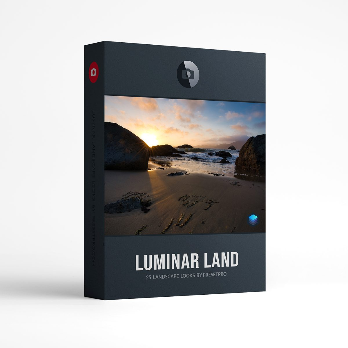 Luminar Looks Landscape Preset Collection by Presetpro.com