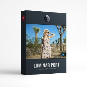 Luminar Portrait Looks by Presetpro.com
