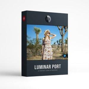 Luminar Portrait Looks by Presetpro.com
