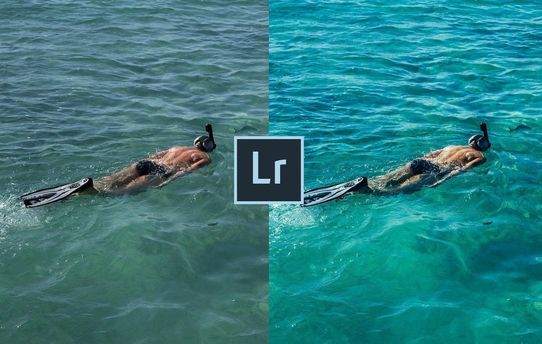 Free-Lightroom-Preset-Deep-Water-Before-After-Presetpro.com