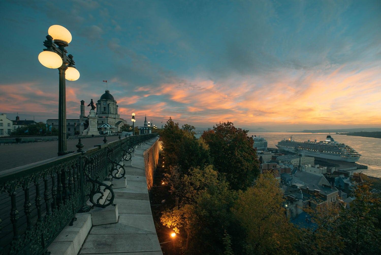 HDR-Photography-Saint-Lawrence-Sunrise-Presetpro.com