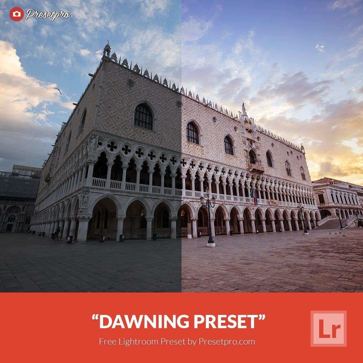 Free-Lightroom-Preset-Dawning-Presetpro.com
