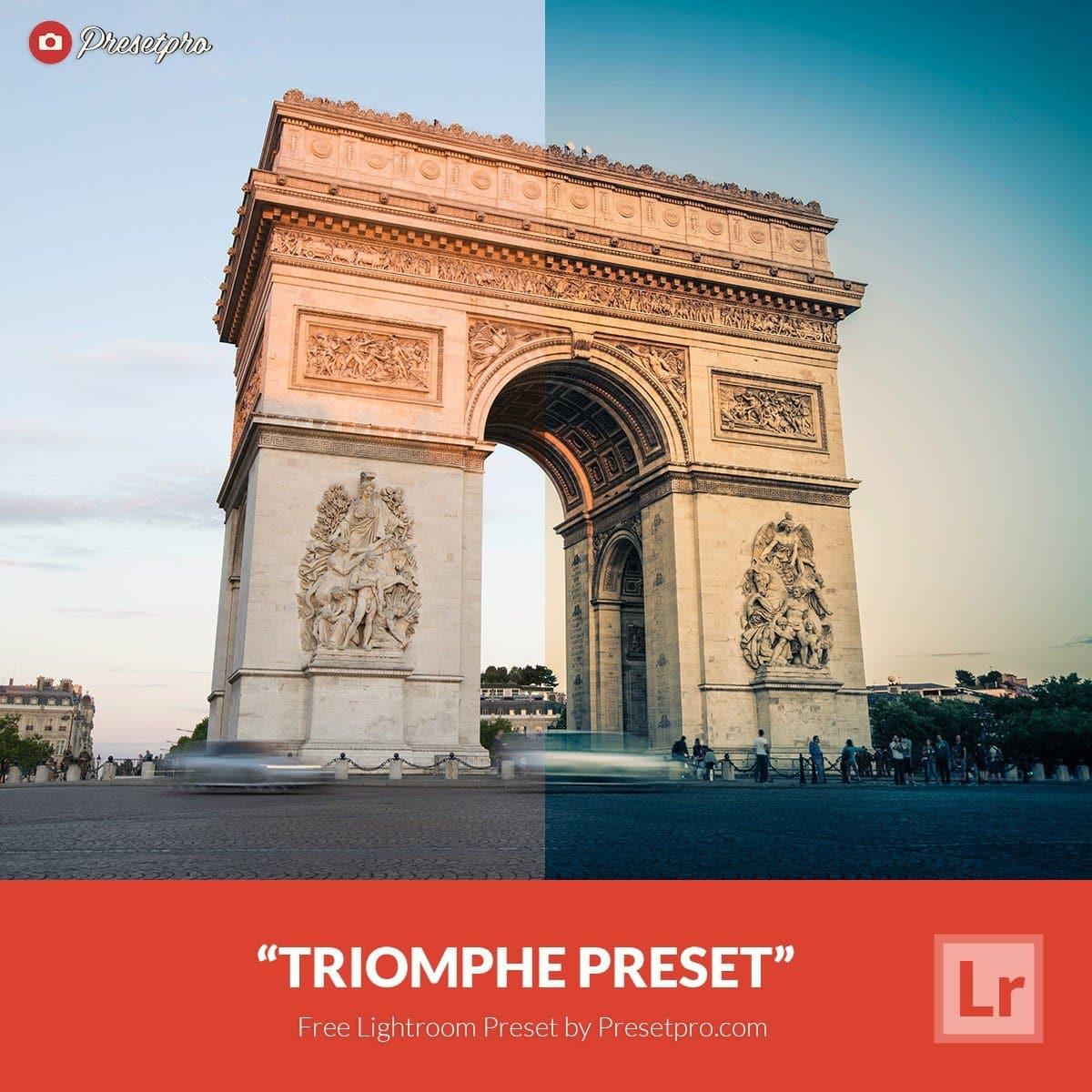 Free-Lightroom-Preset-Triomphe-Presetpro.com
