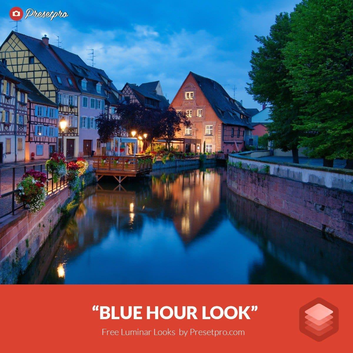 Free-Luminar-Look-Preset-Blue-Hour-Presetpro.com
