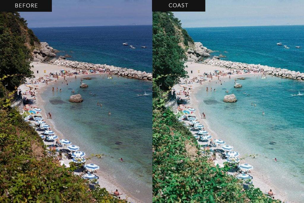 Turquoise-Mobile-DNG-Presets-for-Lightroom-Mobile-Presetpro-Coast