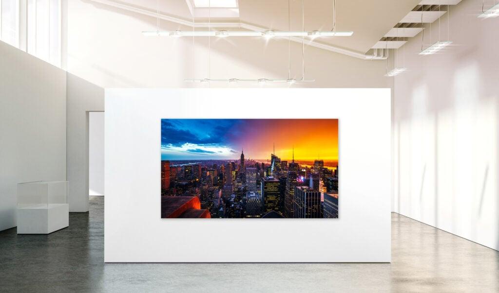 Fine Art Photography | Day vs Night - Large Format Print- Tim Martin