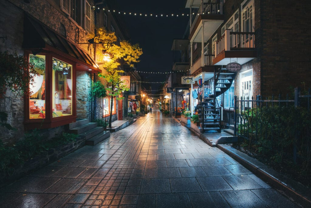 Old Quebec City Presetpro.com