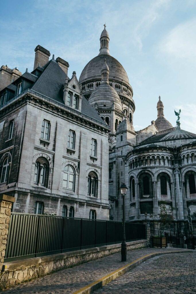 Film Emulation | Basilica of the Sacred Heart of Paris